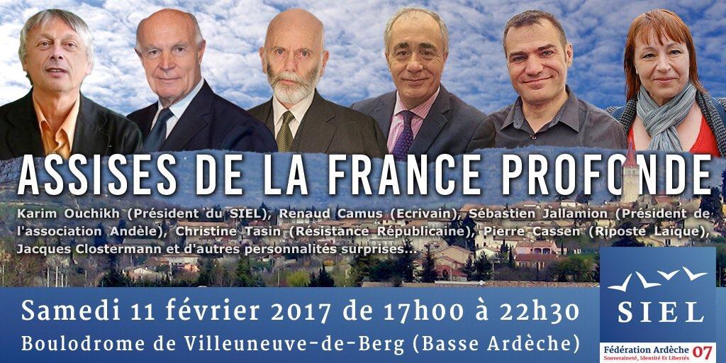 Assises de la France profonde 319