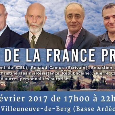 Les assises de la France profonde