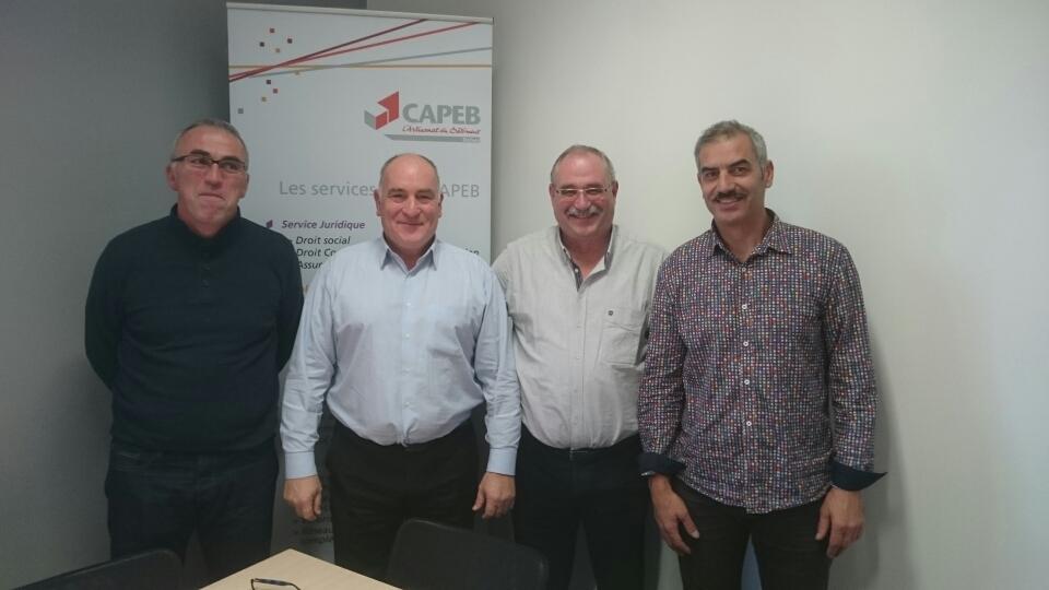 Capeb Régionales