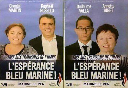 Les 4 candidats RBM