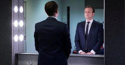 Macron admiratif